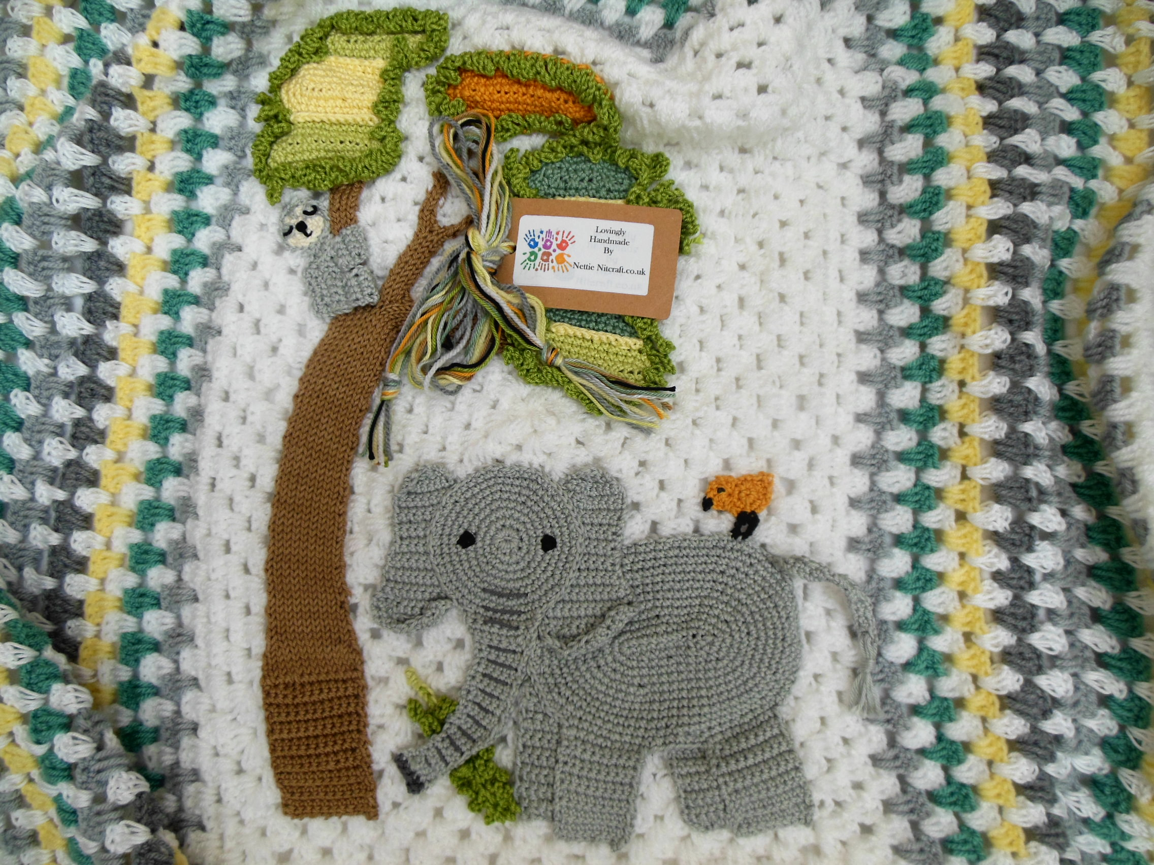 The Sweetest Crochet Elephant Patterns To Try | The WHOot | 1704x2272